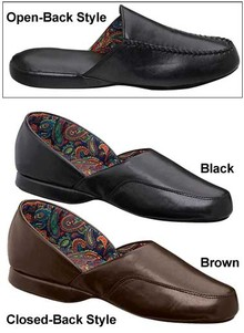Men's Cushioned Slippers