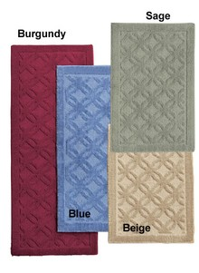 Berber Wedding-Ring Accent Rugs