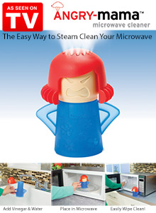 Angry Mama Microwave Cleaner Carolwrightgifts Com