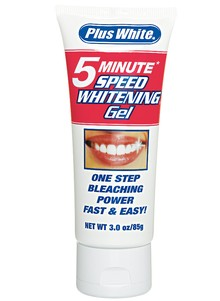 5 Minute Teeth Whitening Gel - As Seen on TV