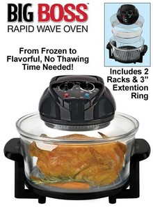 Big Boss&#153 Rapid Wave Oven