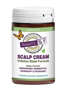 Mushatt's No. 9 Psoriasis Scalp Cream