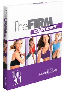 The FIRM Express&#153 Get Thin in 30! - As Seen on TV