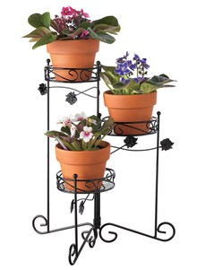 Foldable Flower Pot Stand