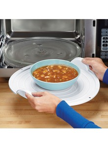 Microwave Plate Holder  sc 1 st  Carol Wright Gifts & Microwave Plate Holder | CarolWrightGifts.com