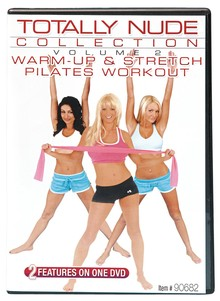 Totally Nude Warm Up & Stretch DVD