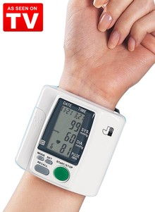 Wristech&#153 Blood Pressure Monitor