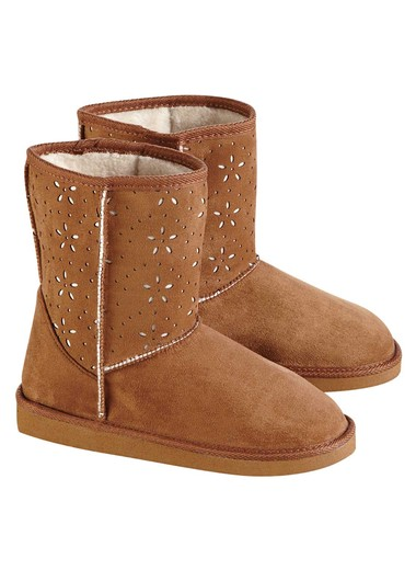 Microsuede Boot