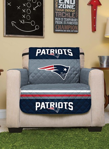 Nfl furniture throw cover carolwrightgiftscom for Nfl furniture covers