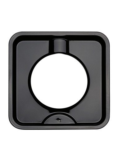 Stove Drip Pans Steel Non Stick Porcelain Coated