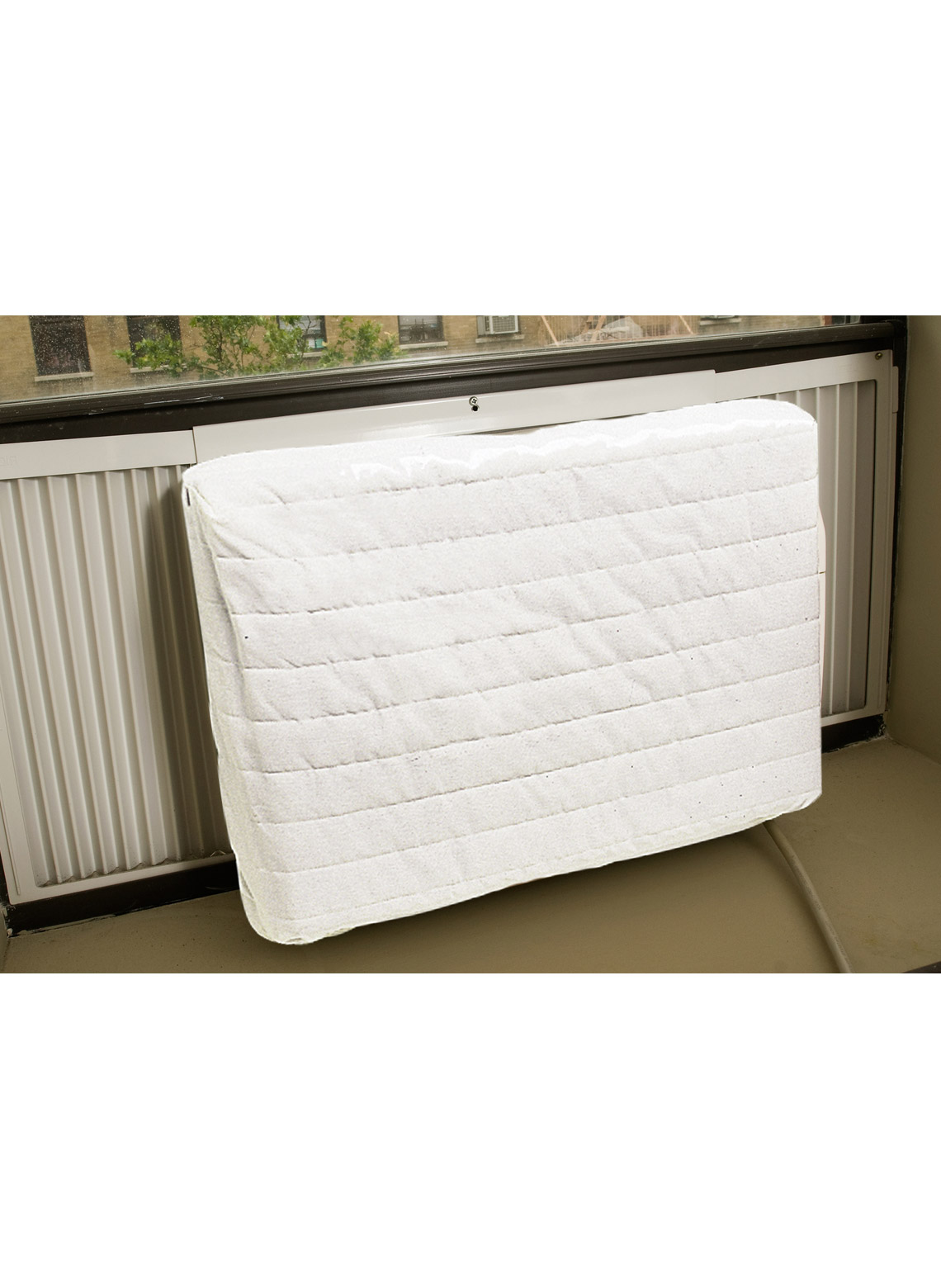 Quilted Indoor Air Conditioner Cover Carolwrightgifts Com